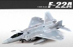 Academy 1:48 - Lockheed Martin F-22 Raptor