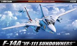 Academy 1:48 - F-14a Tomcat 'Sundowners'