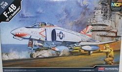 Academy 1:48 - F-4B Phantom VF-111 'Sundowners'