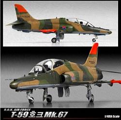 Academy 1:48 - ROK Airforce T-59 Hawk Mk.67