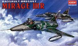 Academy 1:48 - Dassault Mirage IIIR (Replaces ACA01630)