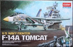 Academy 1:48 - Grumman F-14A Tomcat (Replaces ACA01659)