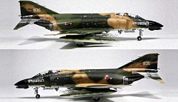 Academy 1:48 - F-4D Phantom ROKAF