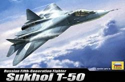 Academy 1:72 - Sukhoi T-50