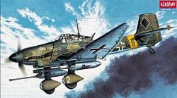 Academy 1:72 - Junkers Ju 87G-1