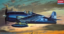 Academy 1:72 - Grumman F6F-3/5 Hellcat (Replaces ACA02121)