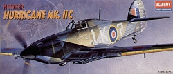 Academy 1:72 - Hawker Hurricane Mk.IIC (Replaces ACA02129)