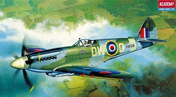 Academy 1:72 - Supermarine Spitfire Mk.XIV (Replaces ACA02130)