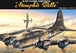 Academy 1:72 - B-17F Memphis Belle (ACA02188)