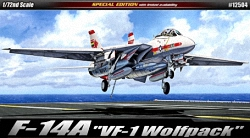 Academy 1:72 - F-14A VF-1 'Wolf Pack'