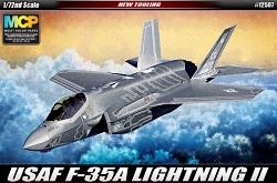 Academy 1:72 - F-35a Lightning II