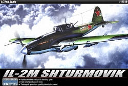 Academy 1:72 - Ilyushin IL-2M Stormovik