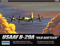 Academy 1:72 - USAAF B-29A