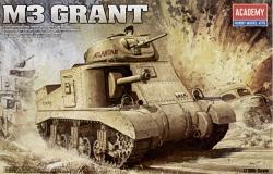 Academy 1:35 - M3 Grant