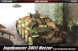 Academy 1:35 - Jagdpanzer 38(t) Hetzer