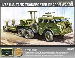 Academy 1:72 - WWII M26 Dragon Wagon