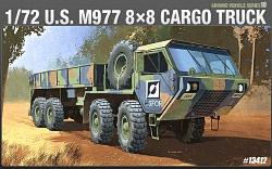 Academy 1:72 - M997 8x8 Cargo truck