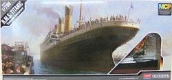 Academy 1:700 - Titanic (Centenary Anniversary Edition)