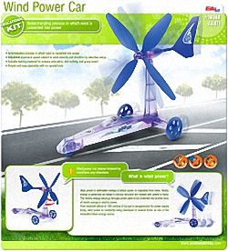 Academy - Educational Kit - Wind Powered Car