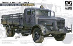 AFV Club 1:35 - Bussing NAG L4500S German Truck