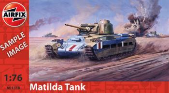 Airfix 1:76 - Matilda Tank