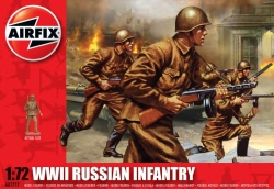 Airfix 1:72 - WWII Russian Infantry