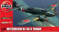 Airfix 1:72 - Mitsubishi KI-48-II