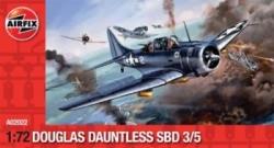Airfix 1:72 - Douglas Dauntless SBD 3/5