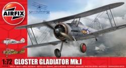 Airfix 1:72 - Gloster Gladiator MKI