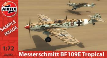 Airfix 1:72 - Messerschmitt Bf109E - Tropical
