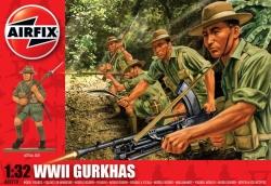 Airfix 1:32 - WWII Gurkhas