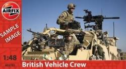 Airfix 1:48 - British Vehilcle Crew (Afghanistan)