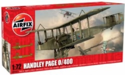 (FUTURE) Airfix 1:72 - Handley Page 0/400 (4th Qtr)