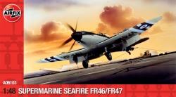 Airfix 1:48 - Supermarine Seafire FR46/FR47
