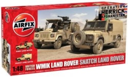 Airfix 1:48 - British Forces Land Rover Twin