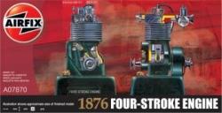 Airfix - 4 stroke  Petrol Engine
