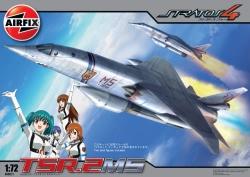 Airfix 1:72 - Stratos 4 TSR.2MS
