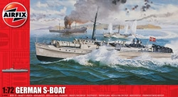 Airfix 1:72 - German E Boat