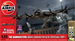 Airfix Gift Set 1:72 - Dambusters Lancaster