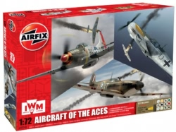 Airfix Gift Set 1:72 - Aircraft of the Aces