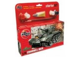 Airfix Gift Set 1:76 - Cromwell Cruiser