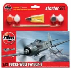 Airfix Gift Set 1:72 - Focke Wulf 190A-8