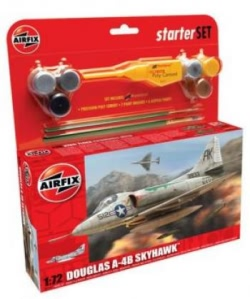 Airfix Gift Set 1:72 - Douglas A-4 Skyhawk