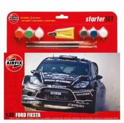 Airfix Gift Set 1:32 - Ford Fiesta WRC