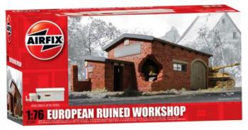Airfix 1:76 - European Ruined Workshop