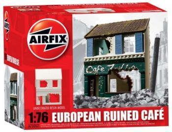 Airfix 1:76 - European Ruined Cafe