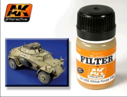 AK Interactive - Afrika Korps Filter (x6)