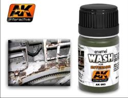 AK Interactive - Interior Wash (x6)