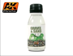 AK Interactive - Gravel and Sand Fixer