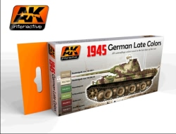 AK Interactive - German Late War Colors